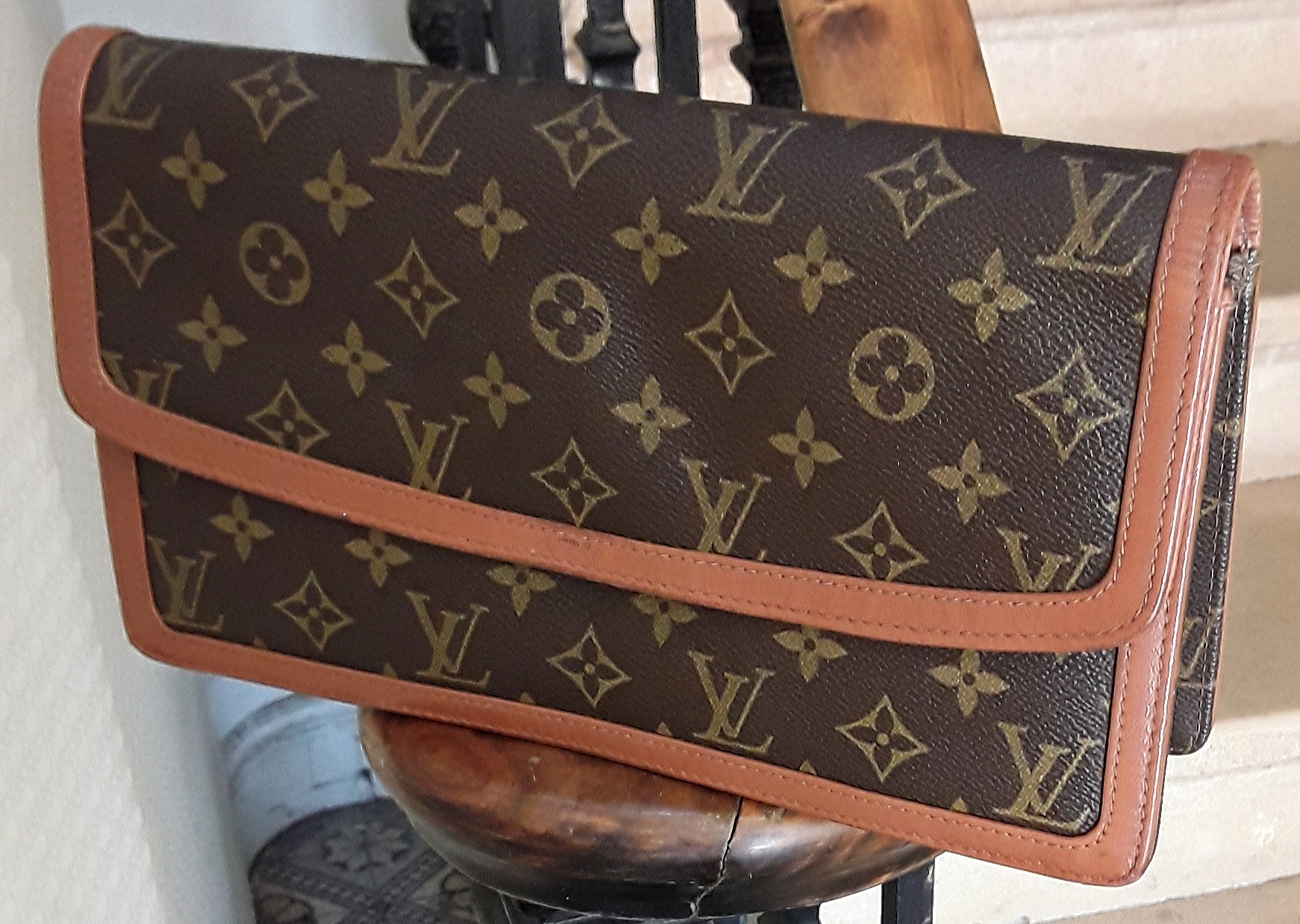 pochette LOUIS VUITTON vintage